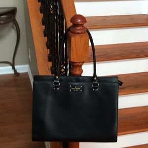 ♠️ Kate Spade Wellesley Durham Leather tote ♠️